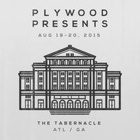 PLYWOOD PRESENTS 2015