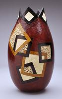 Gourd Art Class: Templates, Filigree and Geometrics