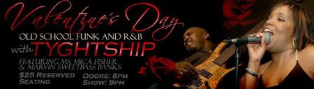 Valentines Day with Tyghtship