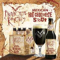 Brewhouse Rarity Release: Mexican Hot Chocolate...