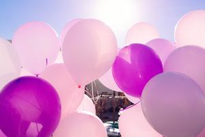 The Ladiez Lounge 3rd Annual Balloon Release