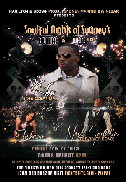 Soulful Nights @ Sydney's: Featuring K'Jon and Noel...