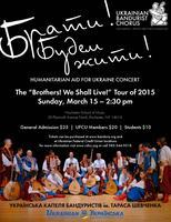 Humanitarian Aid For Ukraine Concert - Rochester