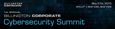 1st Annual Billington Corporate Cybersecurity Summit