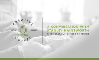 Creative Coffee with Stanley Hainsworth