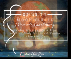 Moon Circle, Women's Gathering