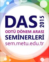 ODTÜ DÖNEM ARASI SEMİNERLERİ - 11 Şubat 2015