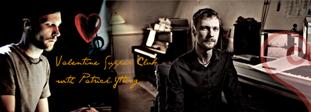 Valentine's Supper Club with Patrick Ytting (piano) //...
