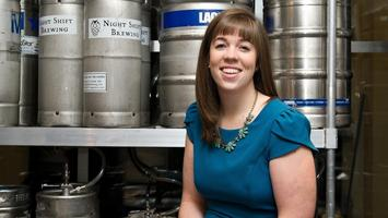 Oyster and Beer Pairing with Megan Parker-Gray