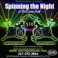 Spinning the Night @ The Fitness Bank 2017