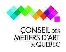Conseil des métiers d'art du Québec  logo
