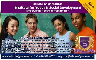 Empowering Youths for Greatness Workshop