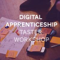 Digital Apprenticeship Taster Workshop