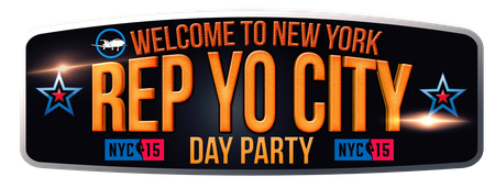 Rep Yo City Day Party (((New York Edition)))
