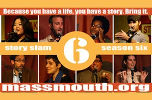 Story Slam Semifinals: Trident Booksellers Cafe