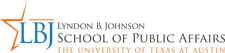 The LBJ School of Public Affairs logo
