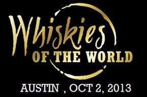 Whiskies of the World®, Austin, 2013