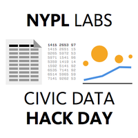 NYPL Labs Civic Data Hack Day