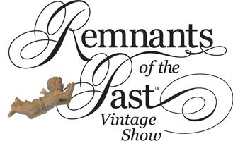 Remnants of the Past Antique and Vintage Show at the...