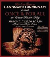 Once and for All an Easter Passion Production