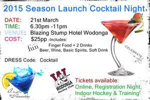 2015 Season Launch Cocktail Party