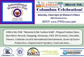 International Women's Day Columbus Celebration