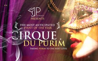 YJP Cirque Du Purim - Exchange LA