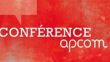Assemblée générale APCOM et conférence sur le langage...