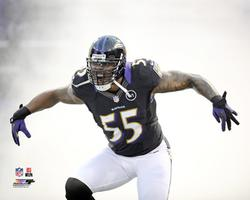Ravens TERRELL SUGGS Autograph Signing @ The Greene Turtle...