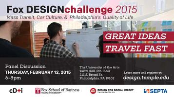 Fox DESIGNchallenge 2015 - A Panel Discussion on Mass...