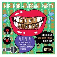 Raw Dinner - Vegan Eats Hip Hop Beats - Whealth -...
