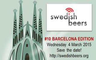 Swedish Beers - #10 Barcelona Edition, 2015