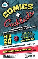 Comics & Cocktails
