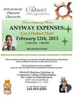 Any Way Expenses