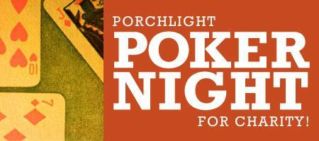 PorchLight's 2015 Poker Night for Charity