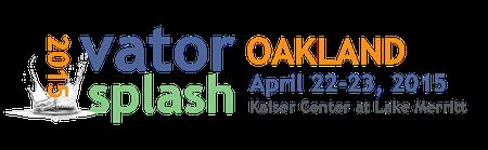 Vator Splash Oakland 2015