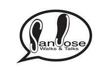 San Jose Walks & Talks  logo
