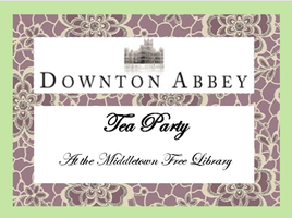 Downton abbey tea party tickets sun mar 22 2015 at 1 30 for Downton abbey tour tickets