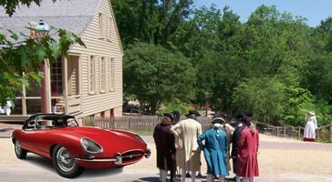 2015 Virginia Jaguar Club Concours in Historic...