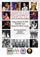"International Black History Month presents ""Apollo..."