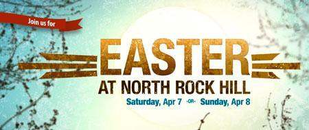 Easter at North Rock Hill Church 2012