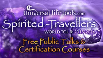 FREE Talk &/or Crystal Light Healing® Certification...