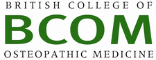 British College of Osteopathic Medicine logo