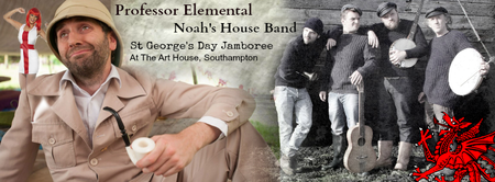 SOLD OUT Prof Elemental & Noah's House Band // A St...