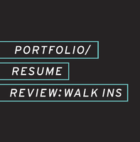 Walk-In Day for Resumes and Portfolios: Presenting...