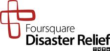 Foursquare Disaster Relief logo