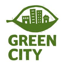 Green City Events logo