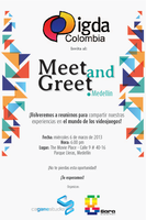 Meet and Greet Medellín