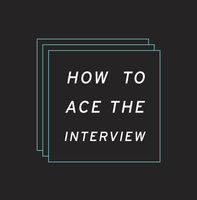 How to Ace the Interview: Presenting Yourself Week