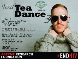 Iced Tea 3- #ENDHIV's Third Annual Tea Dance